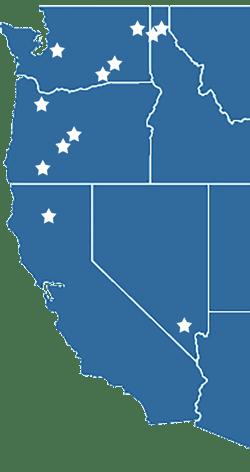 Locations Regional Map