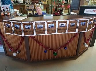 Redmond Bounty Display