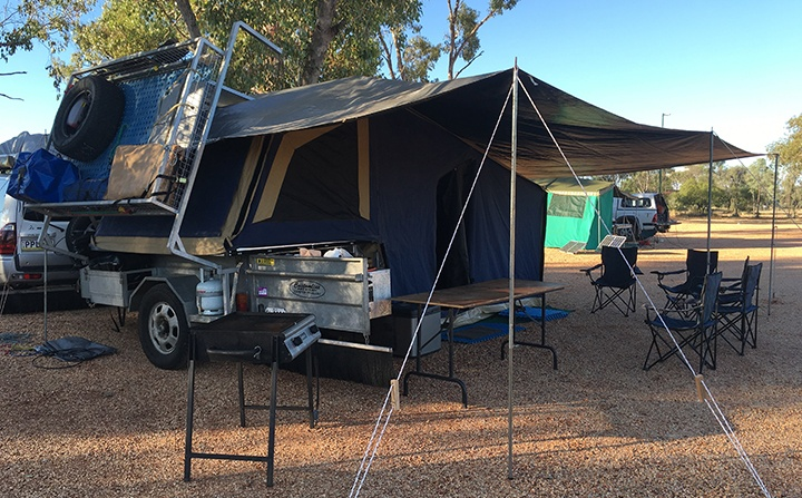 How to Set Up a Great RV Campsite