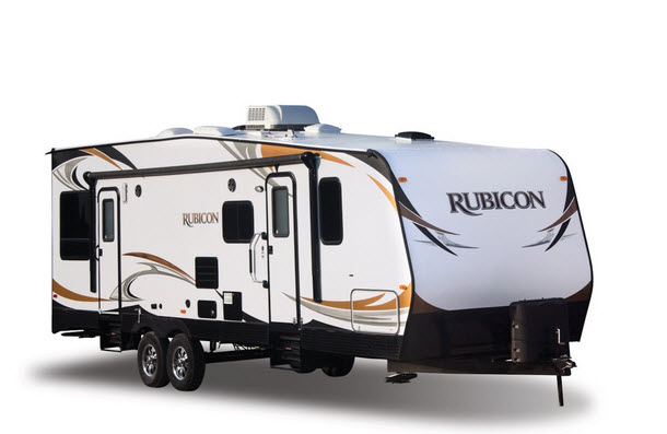 Dutchmen Rubicon Toy Hauler Review Lightweight Fun