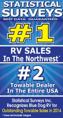 Statictical Surveys #1 RV Sales in the Northwest!