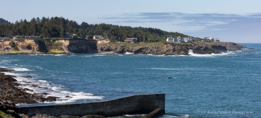 The Oregon Coast, Newport Beach & Depoe Bay